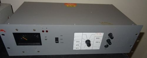 Mhz 3 channel stereo ppm unit
