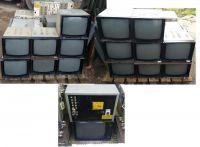 Pallet of 17x Melford SDI / composite monitors (DU16-14db and DU8-15Pallet of 17x Melford SDI / composite monitors (ou16-14ob and DU8-15