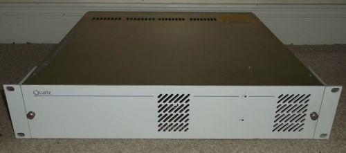 Quartz evertz 32x16 Q32-AA3216-SP Stereo analog audio matrix