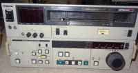 Sony bvw-65P betacam sP player