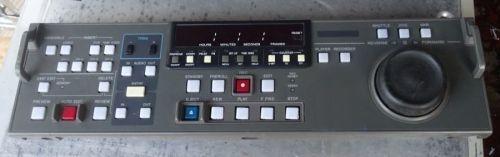 Sony dvw500p/ DVW500AP / DVW500 front control panel