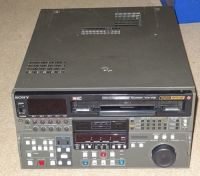 Sony DVW500P pal digi beta recorder