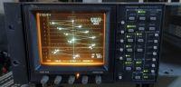 Tektronix SDI wfm601a digital component waveform / vector scope with rack kit