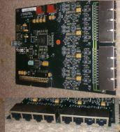 Trilogy 8 channel digital input board for intercom systems (Eg mercury)