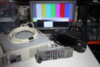 Sony HDC-2500 high defintiion / 3G  fibre channel complete