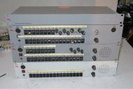 4x Mhz talkback intercom panels
