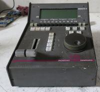 EVS controller for XT, XT2, XT3 SD/ HD servers  etc.  (remote D)