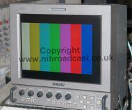 Sony lmd9020 (lmd-9020) 9inch LCD monitor  with flightcase