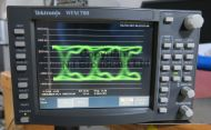 Tektronix WFM700M HDSDI waveform vectorscope  With eye and jitter