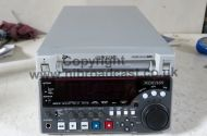 Sony pdw1500 xdcam recorder (pal) (15 laser hours) (ref 1)