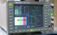 Tektronix WFM7020 with Dual link. HDSDI, SDI, composite, AD audio