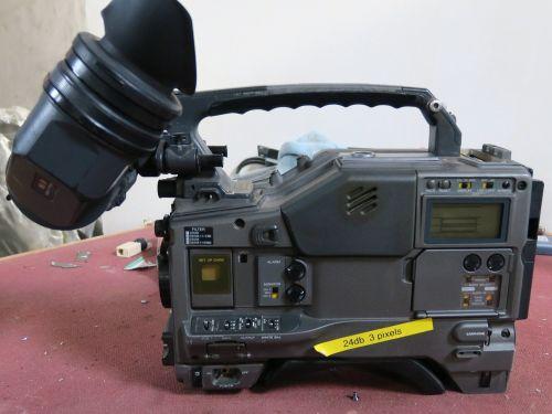 Sony DNW-9WSP betacam SX camcorder with viewfinder