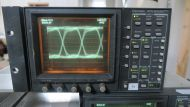 1x Tektronix wfm601E SDI waveform vector scope with eye jitter option