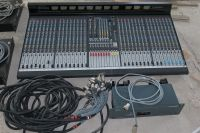 Allen heath GL3800 32 channel live sound mixer with PSU and more.
