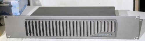 Quad 306 100w rackmount amplifier for speakers (rogers)