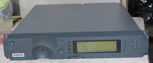 Tandberg multiplexer mx5620 with master card and 12x asi inputs