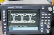 Tektronix wfm700m HDSDI waveform vectorscope with eye, and audio option