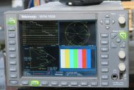 ​Tektronix WFM7020 with hdsdi (HDSDI)  high definition and sdi options