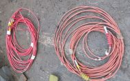 2x  50 metre of 11mm triax with phg4m and fgg4m lemo ends