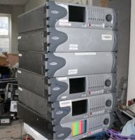 6x Avid airspeed disk server recorders / players