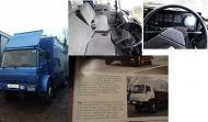 Bedford Marshall TL1718 lr02 bsy ( lrosbsy) 1997 (2002 reg) 17ton truck chasiss. EURO4. (last one out of factory )