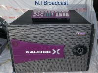 Miranda Kaleido X 80channel HDSDI high defintion multiviewer with 8x DVI outputs , (80in, 8x out)