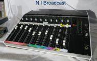 Glensound gsnx6c rp2 sound mixer with XLR