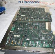 Nvision GVG miranda nv8256 controller board EM0374