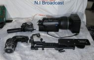Canon HJ40x10b iasd-v   40x zoom long zoom lens with image stablizer, remotes and case. 40x