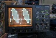 Tektroni wfm300a waveform vector composite + component scope