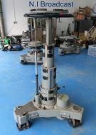 Vinten Hawk studio steerable pedestal 3 stage and steering