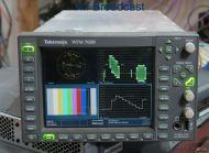 Tektronix WFM7020 High definition HDSDI  half rack waveform vectorscope