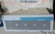 Axon synapse sfr18 with HD 4x hdd10 16ch HDSDI deembedders, 8x dbd08 cards and 3x dac24