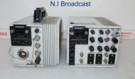 Gigawave mvl series controller and triax receiver (3.4GhzGhz to 3.62Ghz)