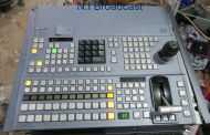 Sony ccp9000 1ME mvs8000 switcher panel