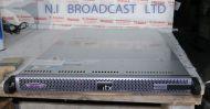 Grass Valley / Supermirco ITX playout video server system. 12GB