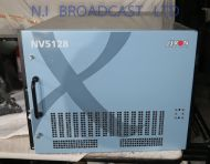 Axon grass valley nv5128 router matrix frame 64x64 HDSDI router with 64 port 422 also