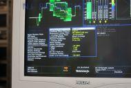 Tektronix wvr7020 HDSDI / SDI rasterizer with HD, audio and ALOG Loundness display