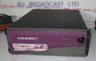 Miranda Kaleido X 32x input channel HDSDI high defintion multiviewer with dolby, audio and 4x DVI outputs , (32x in, 4x out)