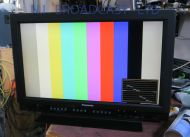 Panasonic 26inch LCD monitor BT-LD2600WE with HDSDI input and SDI and composite , YC / RGB inputs (11487hours)
