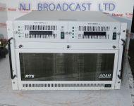 RTS telex adam 96 channel intercom talkback mainframe with 2x ethernet controller cards