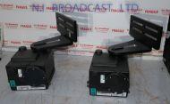 2x Vinten radamec hk431-002-0001wc robotic  pan tilt head