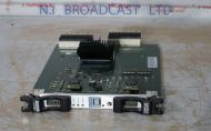 Grass Valley Nvision 144x144 3Gig XPT crosspoint card for nv8500 router