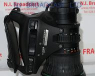 """Fujinon XT17x4.5brm-k14 high definition broadcast wide angle lens for 1/3"""" cameras / camcorders"""