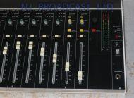Glensound gsnx6b analog sound mixer with 6x line ins, 2x tbu inputs etc.