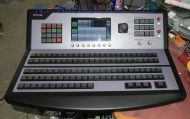 Grass Valley iMC panel 300 control panel with 2 power supplies