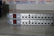 2x  one4power 14 way mdu with redundant input option auto switch. mdu-14-as