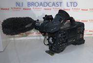Panasonic HPX301E P2HD high definiton camcorder with HD colour viewfinder