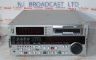 Sony dsr20000 pal dvcam recorder player
