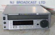 Sony J30 SDI multiformat player for digi beta, sp, sx, imx format (20 drum hours )